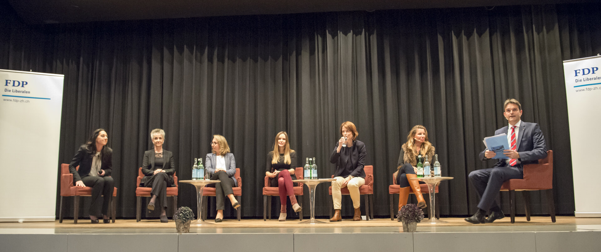 Panel Discussion: Having a Career and a Family as a Woman