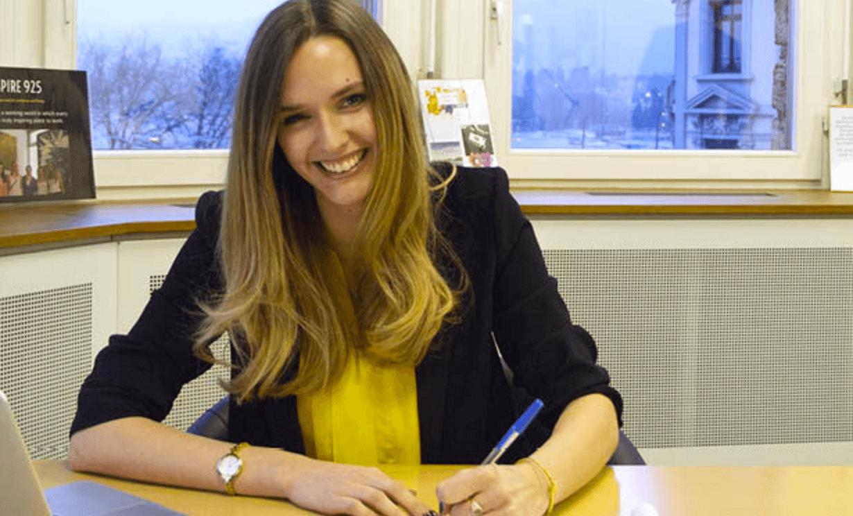 """Interview: """"Unternehmerin auf dem Weg nach oben"""""""